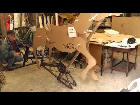 Horse Automata Doovi