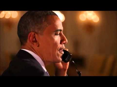 Obama Makes a VERY Important and Emotional Phone Call...