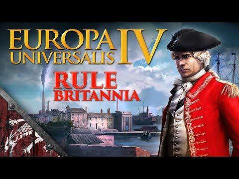 Lets Play EU4 Rule Britannia Ep70B BRITANNIA RULES THE WAVES!