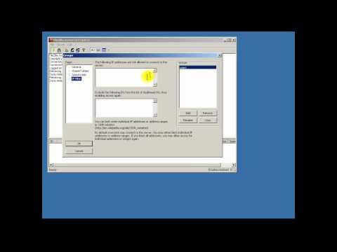 Creating a Windows FTP Server with FileZilla Server
