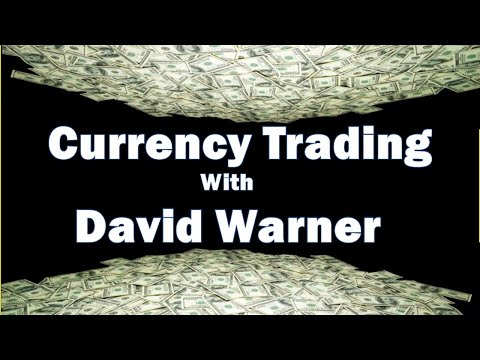 Global Currency Markets with David Warner!