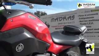 MADRAS - Dealer YAMAHA - TEST DRIVE 15-16 Septembrie
