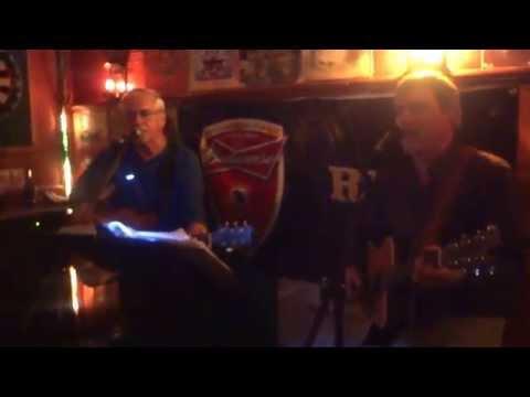 Chuck & George, Paddy Barry's, Quincy, MA 10-12-14 - Wagon Wheel