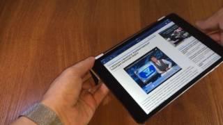 видео Новые Smart Cover для iPad Air - что изменилось?