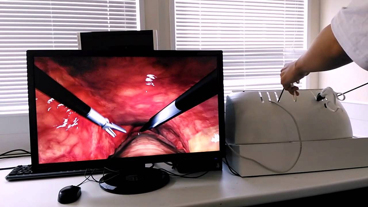 Image result for Virtual Simulator for Laparoscopic Surgery