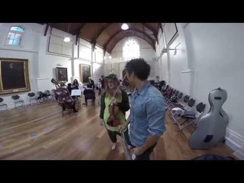 Jennen & Courtenay Melbourne Chamber Orchestra April 2015