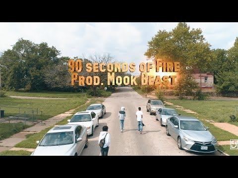 AMR Dee Huncho '90 seconds of Fire