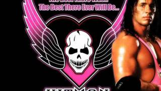 WWE Bret Hart Theme 2011 2012
