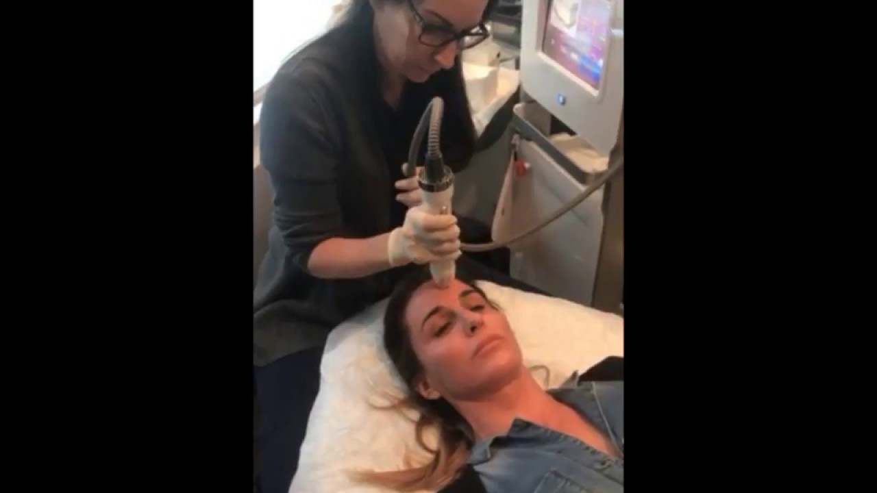dr michelle barnes getting our new prp in a bottle treatment youtubedr michelle barnes getting our new prp in a bottle treatment