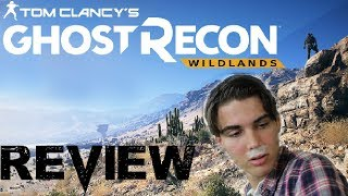 Tom Clancy's Ghost Recon Wildlands - Game Review