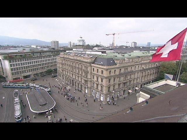 Швейцария подозревает сговор банков на рынке Forex - economy