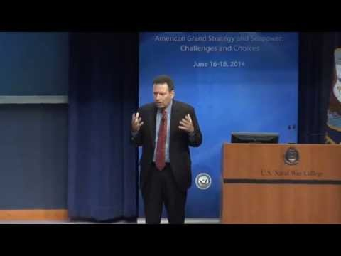 CSF 2014 | Robert Kaplan: The Geopolitics of the World
