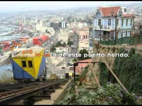 karaoke Valparaiso. Al estilo de su Autor Osvaldo Gitano Rodriguez