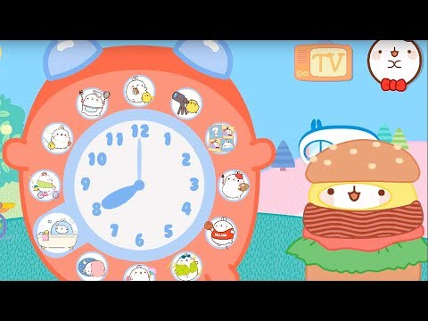 Molang: A Happy Day - CUTE Pet Care Kids Game 兔子
