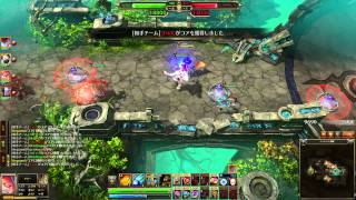 Core Masters Japan 4v4 Major Mode Yami Gameplay HD