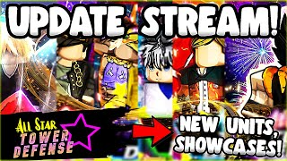 😎 All Star Tower Defense Update - FREE KAIDO GIVEAWAY! NARUTO 6 STAR! 😎