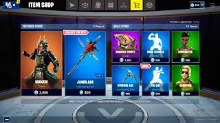 Selling or trading my fortnite account (read description!)