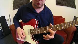 neo soul licks - video 2 (c# dorian)