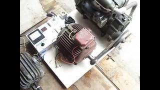 Стационарный генератор на 380 вольт своими руками  Часть 6