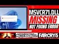 How To Fix Msvcr71.dll Missing Error Windows 10 8.1 7