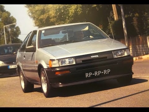 The toyota ae86, or the more common name,