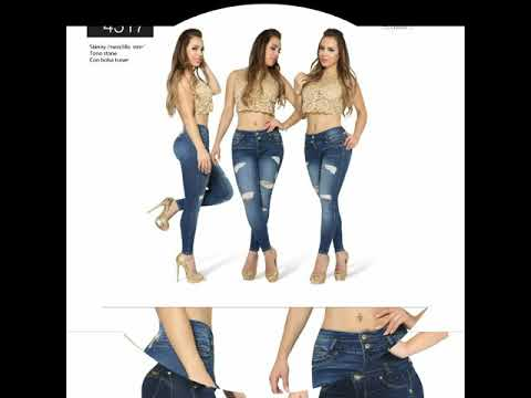 Jeans Frida 100 Original Youtube