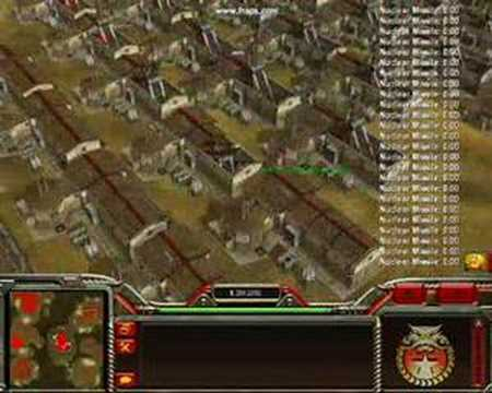 Command and conquer zero hour