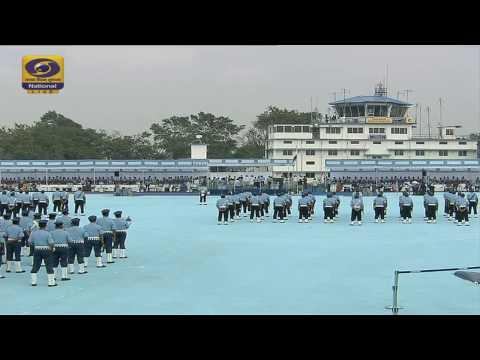 President's Standard & Colours Award Ceremony 2017 - LIVE