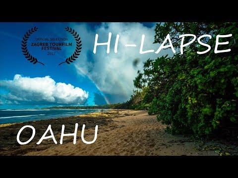 HI-Lapse OAHU - Magical Hawaii 4K Time Lapse