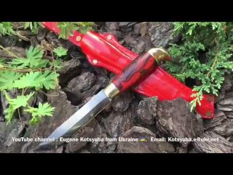 Финский нож «Hunter».  из Украины в Казахстан 🇺🇦🤝🇰🇿