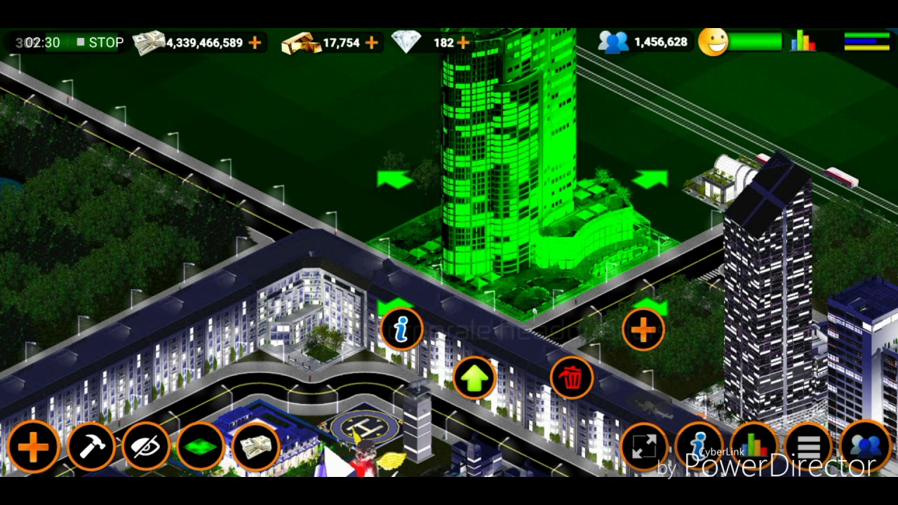 Designer City update V1  58