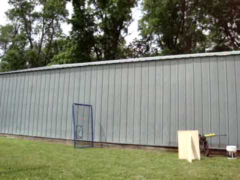 how to build a wiffle ball pitching machine