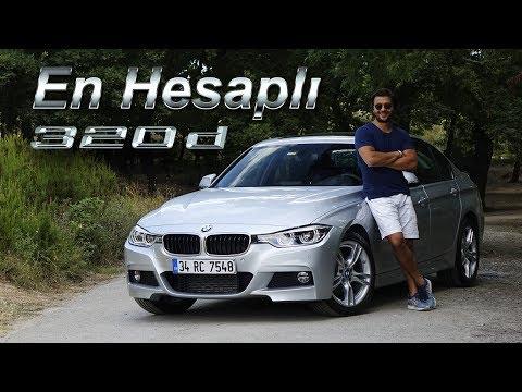 BMW 318d Test Sürüşü