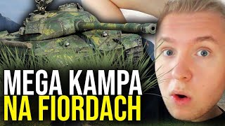 MEGA KAMPA NA FIORDACH - World of Tanks