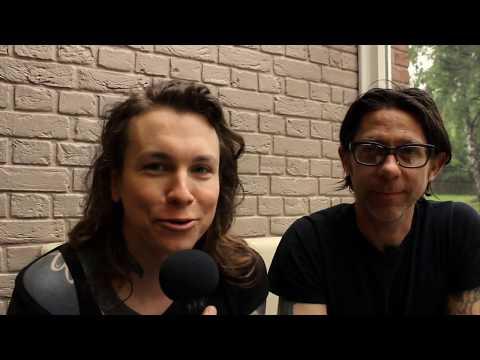 Against Me! Interview // Slam Dunk Festival 2017 (Shape Shift With Me, Laura's Memoirs, Bucket List)