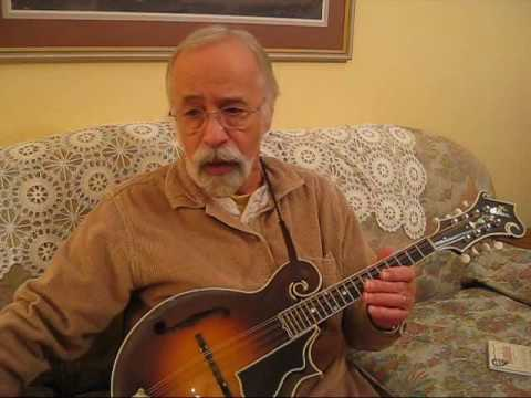 Roland White talks about mandolin strings and picks