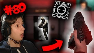 CO JA ODWALIŁEM?! AKCJA ŻYCIA! | SCP Secret Laboratory #89