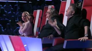 Александр Поздняков - You Can Leave Your Hat On - 1 канал - Голос - 2012
