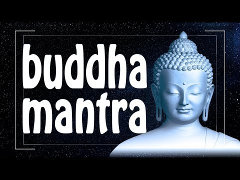 POWERFUL BUDDHA MANTRA CLEANING KARMA from sutra ॐ Powerful Mantras Meditation Music (PM) 2018 佛智慧