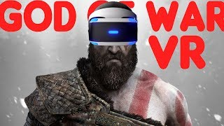 GOD OF WAR VR ! (?)