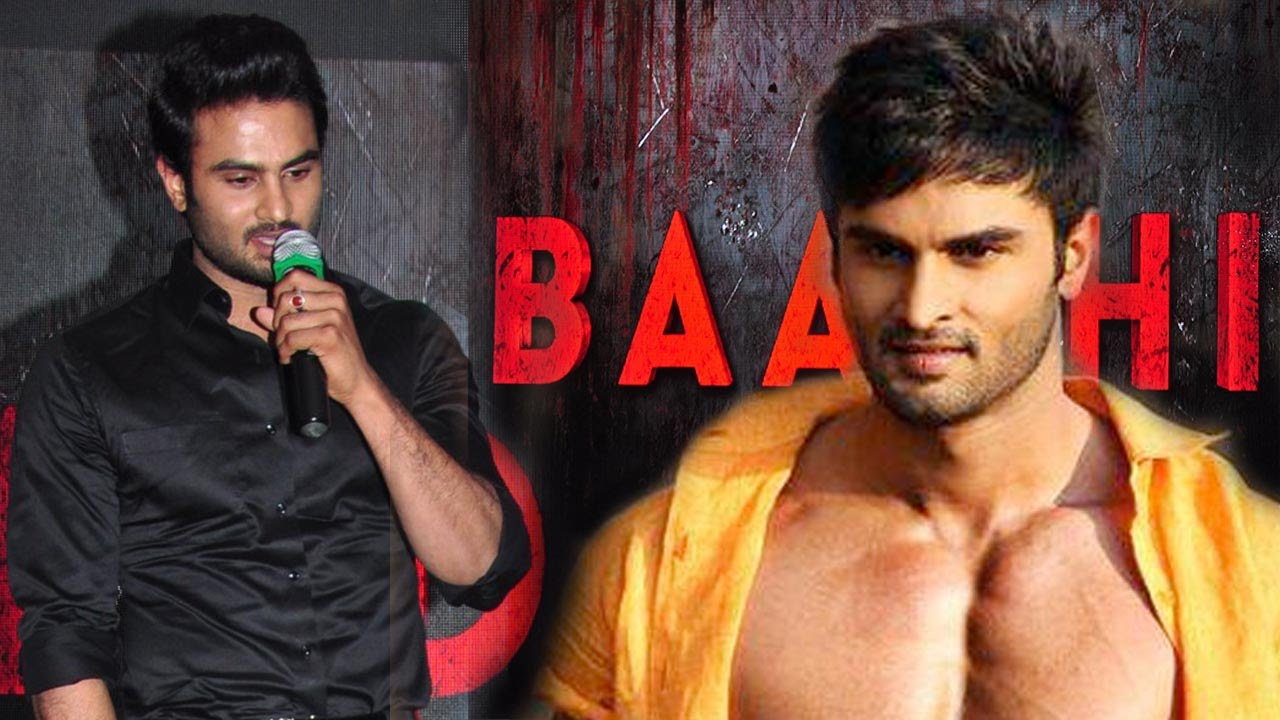 Download Was Sudheer Babu Skeptical On Doing Negative Role In Debut Film Baaghi?