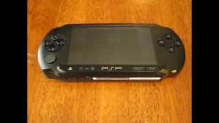 Sony PSP E1000 repaso