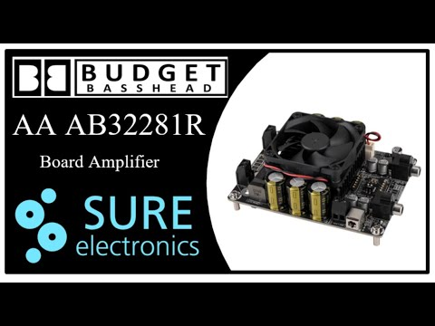 Parts Express - Sure Electronics AA AB32281 - Board Amplifier