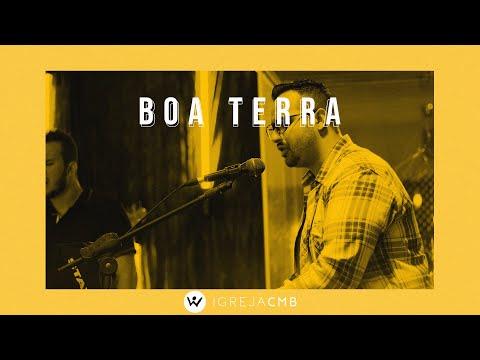 BOA TERRA // Pr. Daniel Ferrari