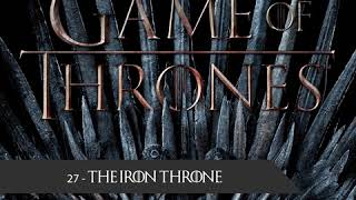Baixar Game of Thrones Soundtrack - Ramin Djawadi - 27 The Iron Throne