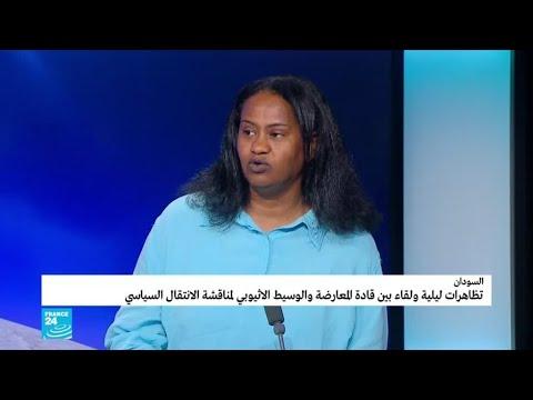 المحتجون في السودان يقبلون بمقترح إنشاء هيئة انتقالية بغالبية مدنية للخروج من الأزمة  - 15:54-2019 / 6 / 24