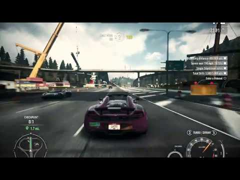 Need For Speed™ Rivals Easiest Way To Perform Slipstream