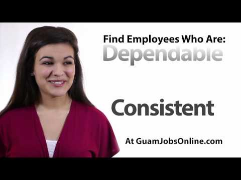 Guam Hiring, Employment | Find That Someone