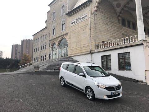 GENİŞ AİLE ARACI | Dacia Lodgy 1.5 DCi Laureate Test Sürüşü