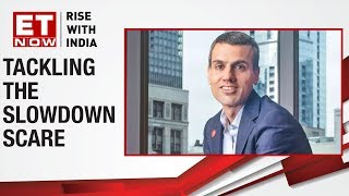 Tackling The Slowdown Scare | Kunal Kapoor To ET NOW
